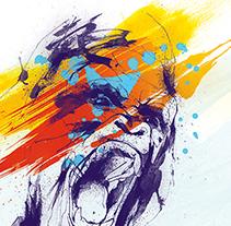 ORIGINS. Um projeto de Design e Ilustração de DSORDER         - 04.06.2014