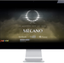 Mecano. A Web Development, and Design project by Jaime Sanchez - Jun 06 2014 12:00 AM