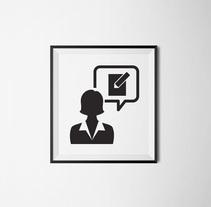 Iconos servicios c.c. habaneras. A Design, Graphic Design&Information Design project by Alejandro Pertusa         - 09.06.2014