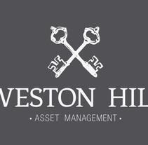 WESTON HILL. Un proyecto de Diseño, Dirección de arte, Br, ing e Identidad y Diseño Web de Marina Delgado Lobato         - 11.06.2014