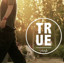 TRUE. Um projeto de Publicidade e Cinema, Vídeo e TV de Luis Francisco Pérez - 12-06-2014