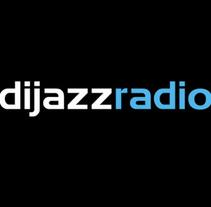Dijazz Radio & Magazine. Un proyecto de Br, ing e Identidad, Desarrollo Web y Diseño Web de Andrea Pérez Dalannays - Jueves, 19 de junio de 2014 00:00:00 +0200