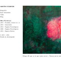 Diseño Web. A Photograph, and Web Development project by Nicolas Riente         - 20.06.2014