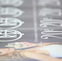 Cafè Grey. Anuncio publicitário. Um projeto de Fotografia e Design editorial de Blanca Enrich         - 21.06.2014
