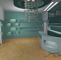 Women Shoes Shop . A Interior Design project by Daniela Gancea - 22-06-2014