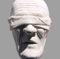 La Ignorancia Venda Tu Vejez. A Sculpture project by Edudus - 22-06-2014