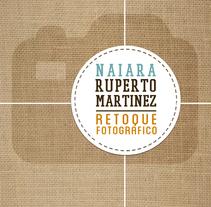 Portfolio: Retoque fotográfico. Um projeto de Design, Fotografia e Design gráfico de Naiara Ruperto Martínez         - 26.06.2014