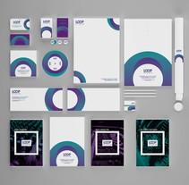 LOOP SOUND STUDIO. A Br, ing, Identit, Editorial Design, and Graphic Design project by Manuel Serrano Cordero - Jun 30 2014 12:00 AM