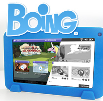 Boing Tablet. A Design, Software Development, UI / UX, Graphic Design, Information Architecture&Interactive Design project by Sara Pedrero Díaz - Apr 20 2014 12:00 AM