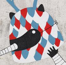 El disfraz . A Illustration project by conojosdemosca  - 23-07-2014