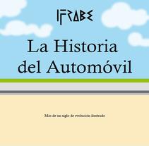 La historia del automóvil (IV). Um projeto de Ilustração de Íñigo Franco Benito         - 02.08.2014