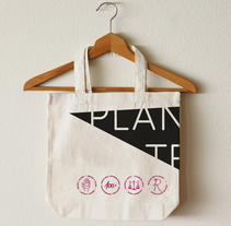Merchandising Planeta Textil. A Br, ing, Identit, and Graphic Design project by valentina gonzález wilkendorf         - 07.08.2014