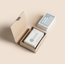 Identidad Corporativa. Um projeto de Design, Direção de arte, Br e ing e Identidade de Esther HIJANO MUÑOZ - 10-08-2014