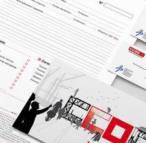 Campaña afiliativa para CCOO de Madrid. A Br, ing, Identit, and Graphic Design project by Adrián Mozas Monterrubio         - 05.07.2013
