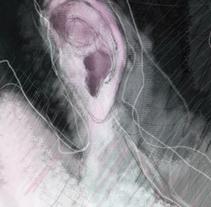 DONDE NO LLEGA LA LUZ | DANZA CONTEMPORANEA. Un proyecto de Ilustración y Diseño gráfico de carmen esperón - 21-08-2014