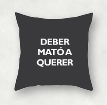 Cushion design.. Un proyecto de Diseño de producto de Paula Alfonso Fernández - 23-08-2014