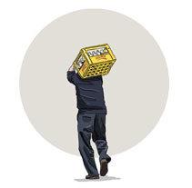 EL REBUSQUE. Un proyecto de Diseño editorial e Ilustración de Ernesto_Kofla  - Miércoles, 27 de agosto de 2014 00:00:00 +0200