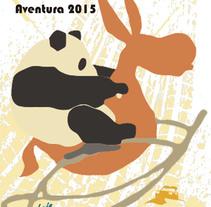 Dossier Escudería Sancho Panda Sport. Un proyecto de Diseño gráfico de María Gigante Caraballo         - 16.05.2014