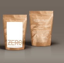 Zero. A Br, ing, Identit, and Packaging project by Xènia Toda Mas         - 02.09.2014