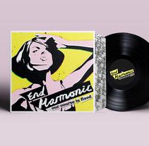 End Harmonic. Un proyecto de Música, Audio, Dirección de arte y Diseño gráfico de James Eccleston         - 04.09.2014