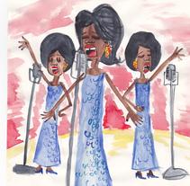 Viñetas de humor pop. A Illustration project by Samuel Cabrera López         - 06.09.2014