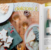 Concurso catálogo de navidad. Un proyecto de Diseño, Diseño editorial y Diseño gráfico de Valeria Martínez - Martes, 09 de septiembre de 2014 00:00:00 +0200