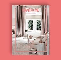 LOWEHOME MAGAZINE. Un proyecto de Diseño editorial, Diseño gráfico y Diseño de interiores de Mari Martínez         - 26.07.2014