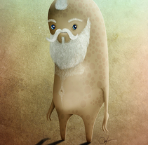 Gomby. A Illustration, and Graphic Design project by Cristián Soto Lagos         - 15.09.2014