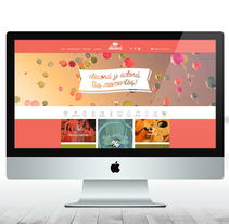 Decorä Website. A Br, ing, Identit, Graphic Design, and Web Design project by TheTrendingMarket         - 17.09.2014