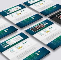 3r Congreso - Web. A Web Design project by Nadie Diseña - Dec 05 2011 12:00 AM