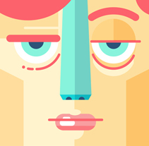 Cuzz. A Illustration, and Graphic Design project by Juanjo Ribas Guimerá         - 13.10.2013