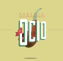 Momento de ocio. Un proyecto de Motion Graphics y Animación de Bernardo Osegueda         - 22.09.2014