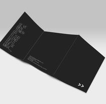 Rocío Pérez Cuadra Curriculum. Um projeto de Design editorial de Modesto Pérez         - 23.09.2014