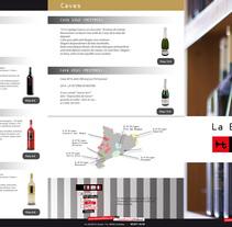 Restaurante/Café Cultural Tarambana. A Graphic Design project by Núria   Zapatero Sánchez         - 23.09.2014