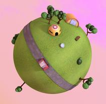 Modelado 3D. Un proyecto de 3D de Juanma Díaz Bermúdez         - 25.09.2014