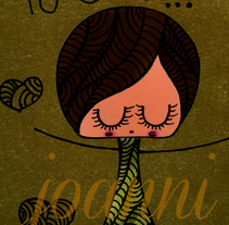 Nuevo proyecto. A Illustration project by JOANNI GUERRERO         - 30.09.2014