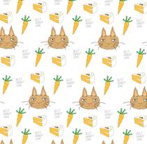 bunny collection. Um projeto de Design, Ilustração, Design de acessórios, Design de vestuário e Artes plásticas de Susana López         - 01.10.2014