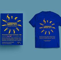 Poster and Tshirt Design. A Design, Accessor, Design, and Graphic Design project by Estel Martínez Masó         - 23.07.2014