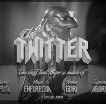 Social Media as Classic Movies. Un proyecto de Cine, vídeo, televisión y Diseño gráfico de Exprai         - 08.10.2014