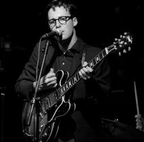 Nick Waterhouse, Sala La 3, Valencia. A Photograph project by Ruben Salcedo Gil         - 11.10.2014