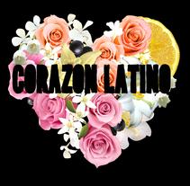 Packaging Corazón Latino Perfume. Un proyecto de Br, ing e Identidad, Diseño gráfico, Packaging y Diseño de producto de Maria Clares Gonzalez         - 15.10.2014