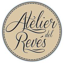 Logotipo de Atelier del Revés . Un proyecto de Diseño gráfico de César Calavera Opi - 21-10-2014