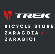 TREK Bicycle Store ZARAGOZA / ZARABICI. A Marketing, Web Design, and Web Development project by Borja Cabeza Cabello - 22-10-2013