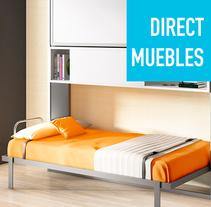 Direct Muebles. Un proyecto de Desarrollo Web, Diseño Web y Marketing de Borja Cabeza Cabello - Domingo, 05 de agosto de 2012 00:00:00 +0200