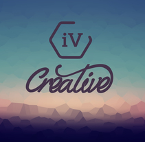 ivCreative. A Design, Br, ing, Identit, Graphic Design, T, and pograph project by Iván Soler Rebolo         - 05.11.2014