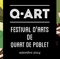 Q-ART. A Design, and Advertising project by LOCANDIA Estudio  - Nov 09 2014 12:00 AM