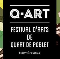 Q-ART. Un proyecto de Diseño y Publicidad de LOCANDIA Estudio  - Domingo, 09 de noviembre de 2014 00:00:00 +0100
