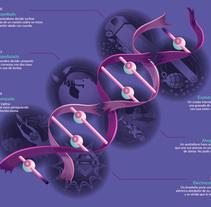 Infogragía Darwin Awards Nomination. Um projeto de Design gráfico de Svetlana Pachkevitch         - 10.11.2014