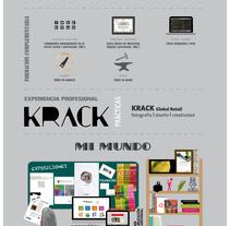 Mi infografía creativa. Um projeto de Ilustração e Design gráfico de Lis  García Calvo         - 13.11.2014
