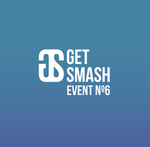 Get Smash Event nº6. A Music, Audio, Br, ing, Identit, and Graphic Design project by Marc Tarrés - 04-11-2014